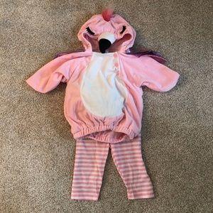 ✈️ 4/$25 ✈️ Flamingo Halloween Costume
